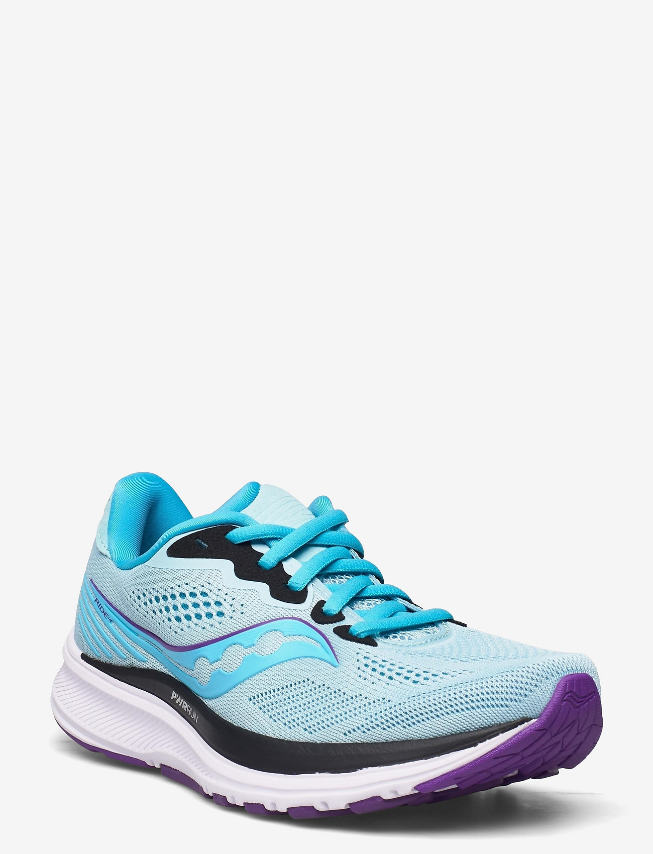 Saucony - RIDE 14 - running shoes - powder/concord - 0