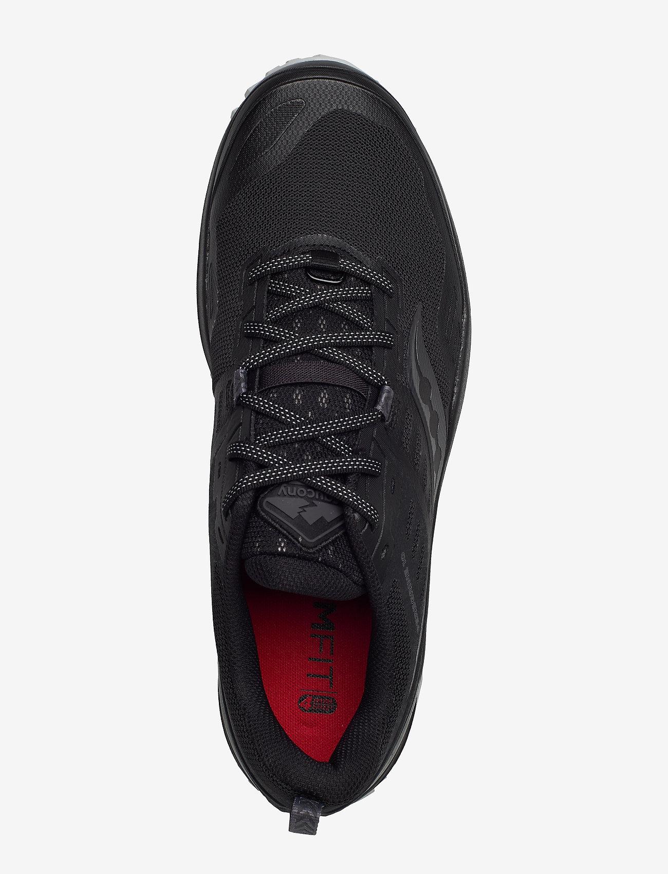 Peregrine 10 (Black/red) - Saucony