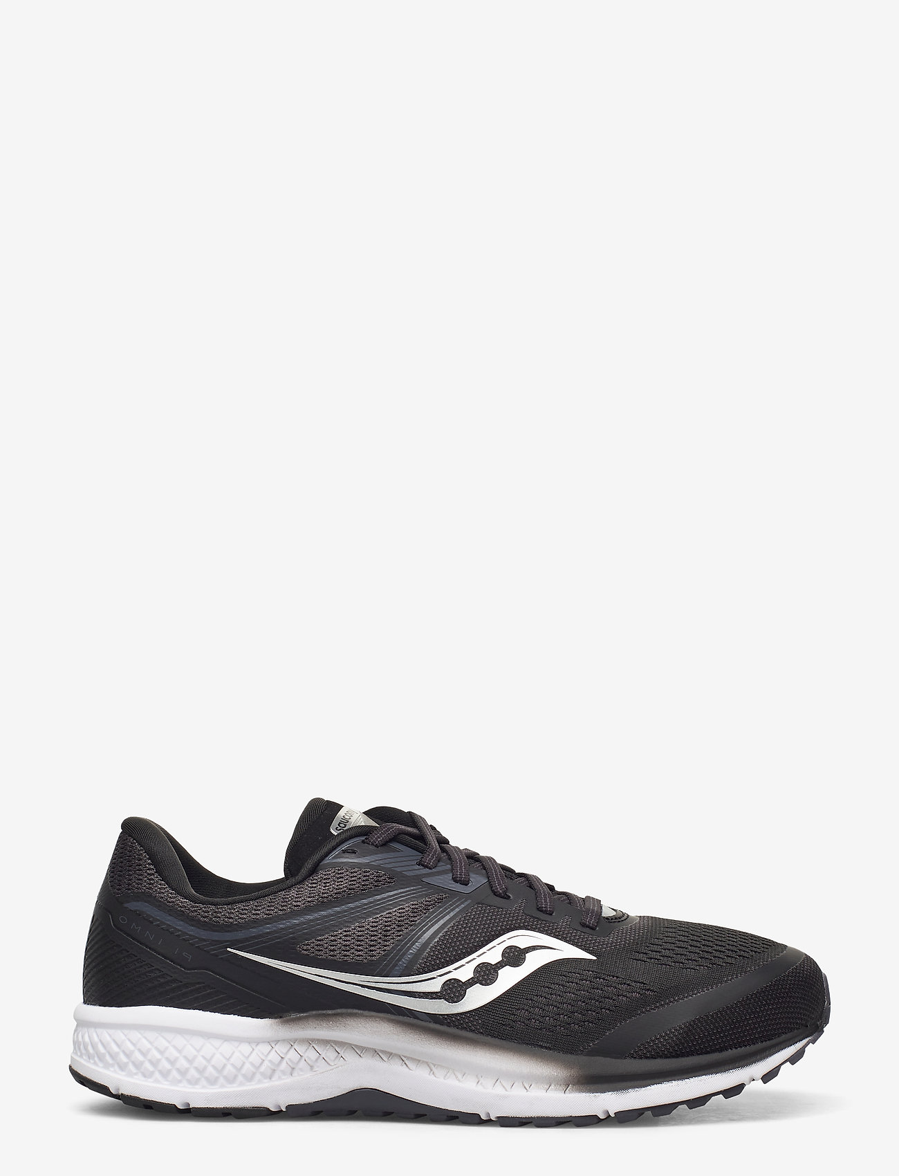 Saucony - OMNI 19 WIDE - löbesko - black/white - 1