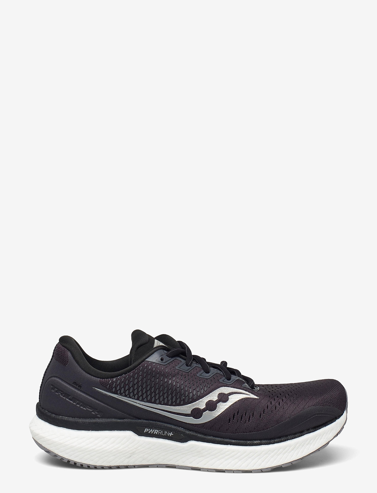 Saucony - TRIUMPH 18 WIDE - löbesko - charcoal/white - 1