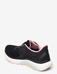 Saucony - HURRICANE 23 - running shoes - black/rosewater - 2