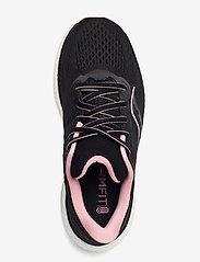 Saucony - HURRICANE 23 - running shoes - black/rosewater - 3