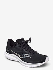 Saucony - KINVARA 12 - running shoes - black/silver - 0