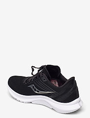 Saucony - KINVARA 12 - running shoes - black/silver - 2