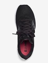 Saucony - KINVARA 12 - running shoes - black/silver - 3
