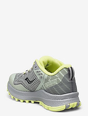 Saucony - XODUS 11 - running shoes - tide/keylime - 2
