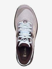 Saucony - PEREGRINE 11 - running shoes - zinc/sky/loom - 3