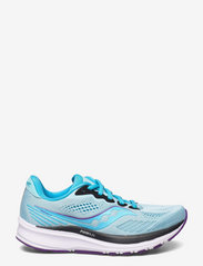 Saucony - RIDE 14 - running shoes - powder/concord - 1