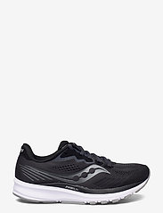 Saucony - RIDE 14 - running shoes - charcoal/black - 1