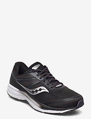 Saucony - OMNI 19 WIDE - löbesko - black/white - 0