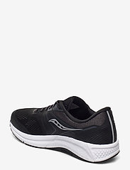 Saucony - OMNI 19 WIDE - löbesko - black/white - 2