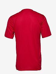 Saucony - STOPWATCH SHORT SLEEVE - sportstopper - saucony red - 1