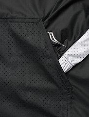 Saucony - PACKAWAY JACKET - training jackets - black - 7