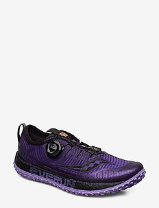 SWITCHBACK ISO - running shoes - pur/blk