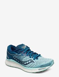 FREEDOM ISO 3 - running shoes - aqu/blu