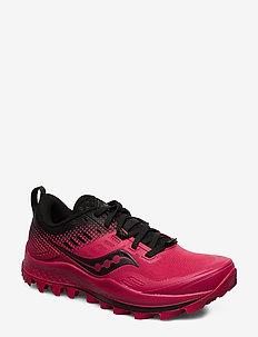 PEREGRINE 10 ST - running shoes - bar/blk