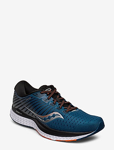 GUIDE 13 - running shoes - blu/sil