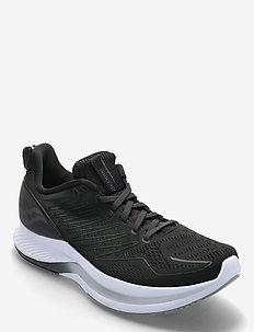 ENDORPHIN SHIFT - buty do biegania - black/white