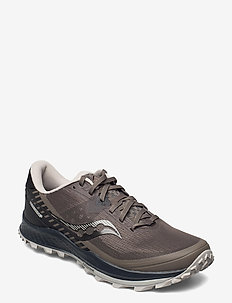 PEREGRINE 11 - running shoes - gravel/black