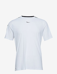 UV LITE SHORT SLEEVE - WHITE