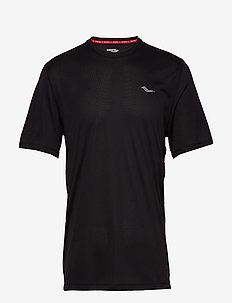 STOPWATCH SHORT SLEEVE - sportstopper - black