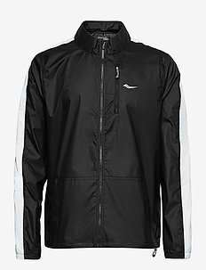 PACKAWAY JACKET - sportsjakker - black