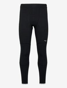SOLSTICE 2.0 TIGHT - löpnings- & träningstights - black