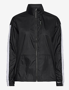 PACKAWAY JACKET - training jackets - black