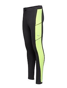 REVERSI-RUN TIGHT - running & training tights - black