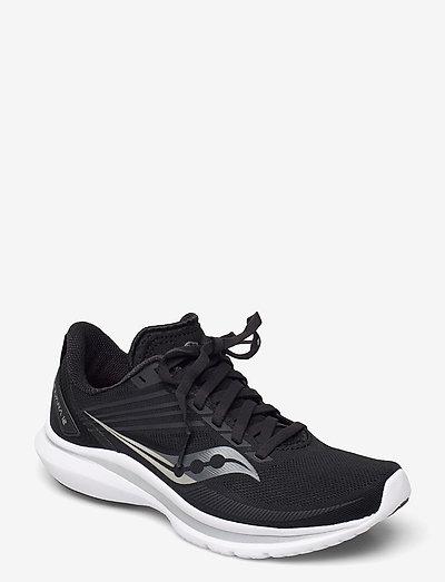 KINVARA 12 - running shoes - black/silver