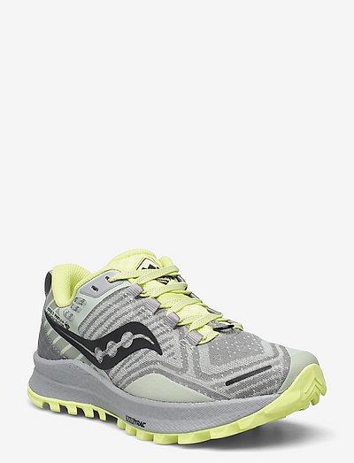 XODUS 11 - running shoes - tide/keylime