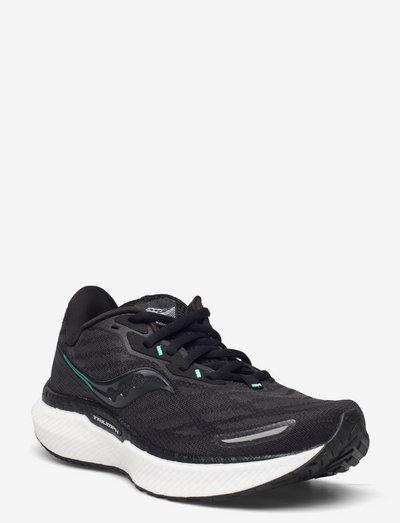 TRIUMPH 19 - running shoes - black/white