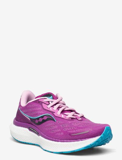 TRIUMPH 19 - running shoes - razzle/blaze