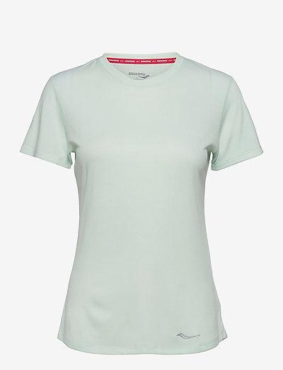 STOPWATCH SHORT SLEEVE - t-shirts - opal blue