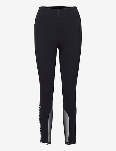 FORTIFY HIGH RISE 7/8 TIGHT - running & training tights - black