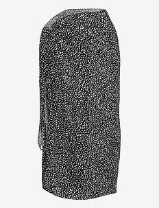 IBIZA - beachwear - spot black