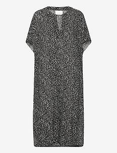 FLORES - overige badmode - spot black