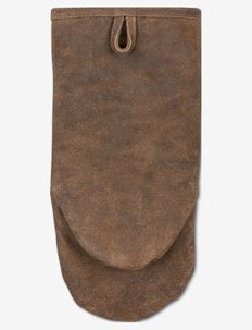 BBQ Glove Vintage - grydelapper & ovnhandsker - browm