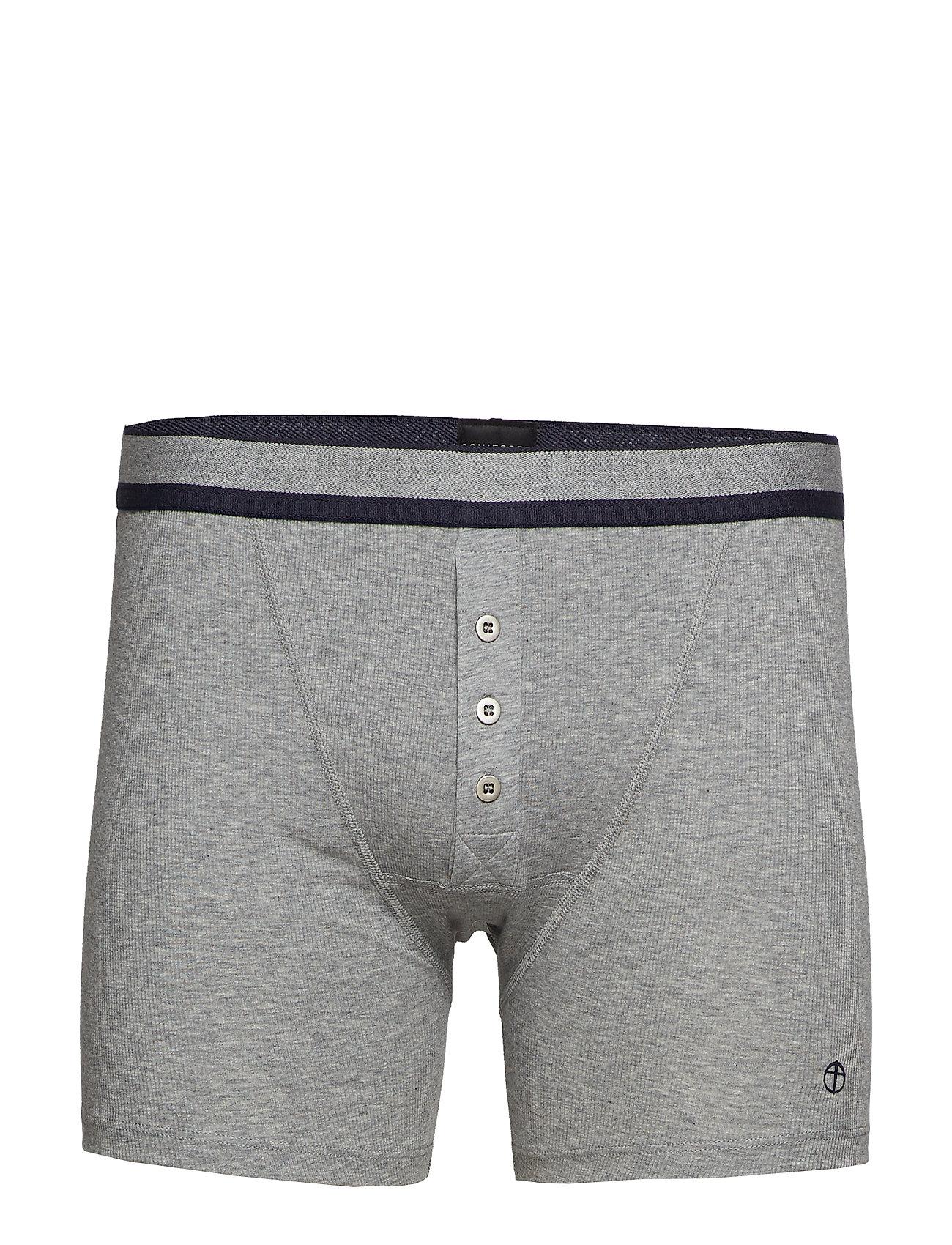 Schiesser Shorts - GREY MELANGE
