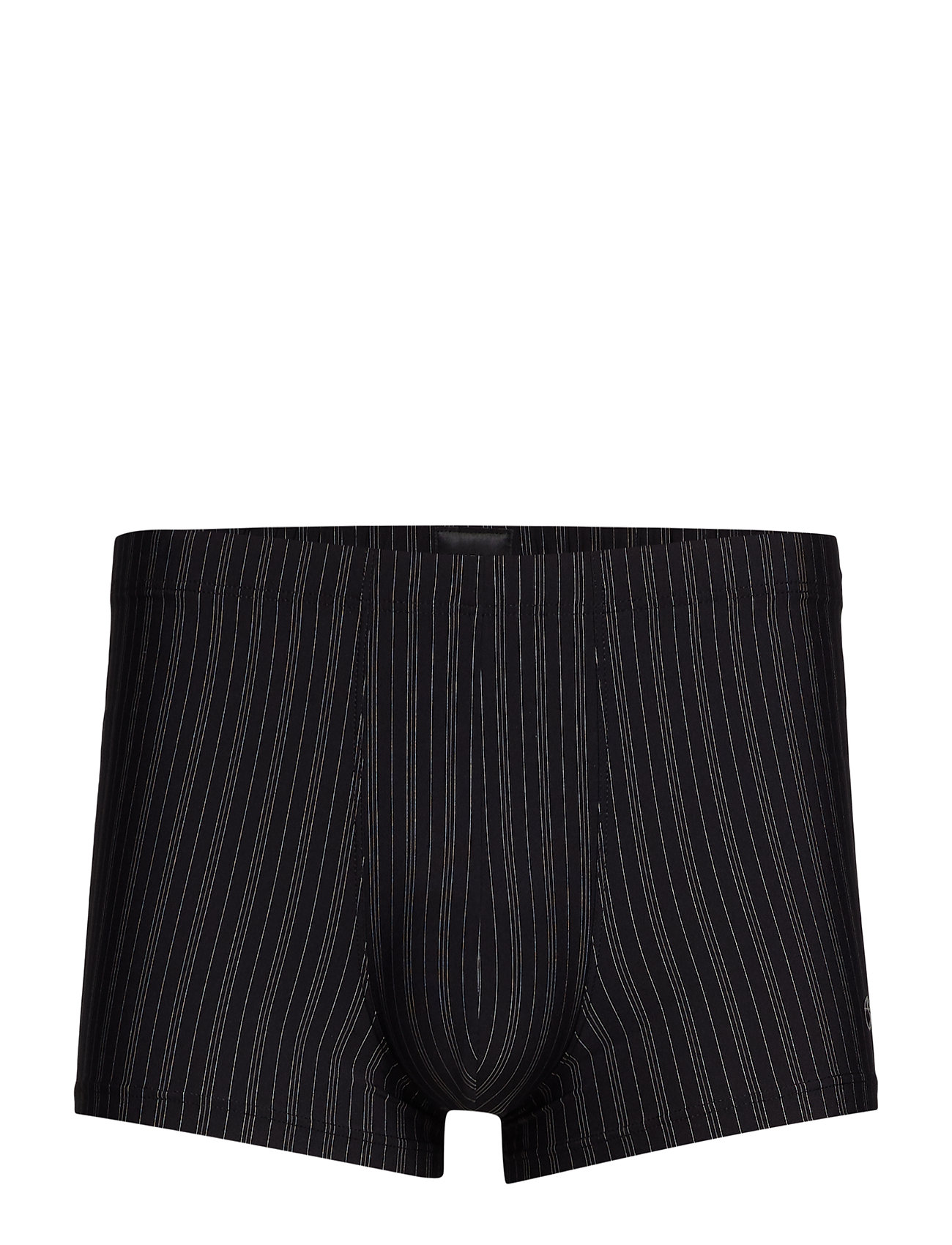 Schiesser Low Rise Shorts - BLACK