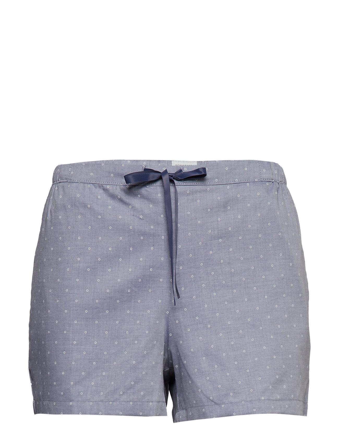 Schiesser Shorts - DARK BLUE