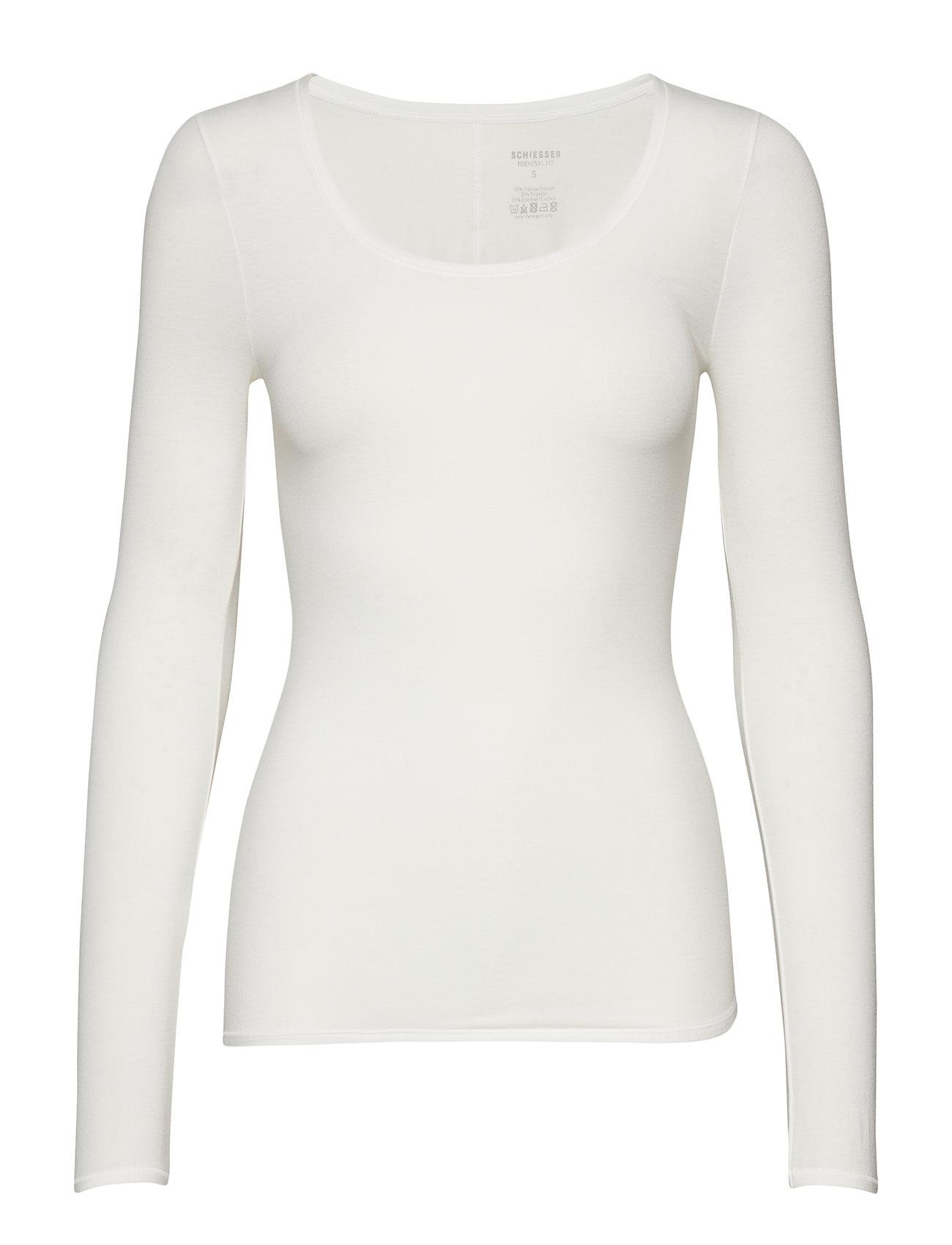 Schiesser Shirt 1/1 - OFFWHITE
