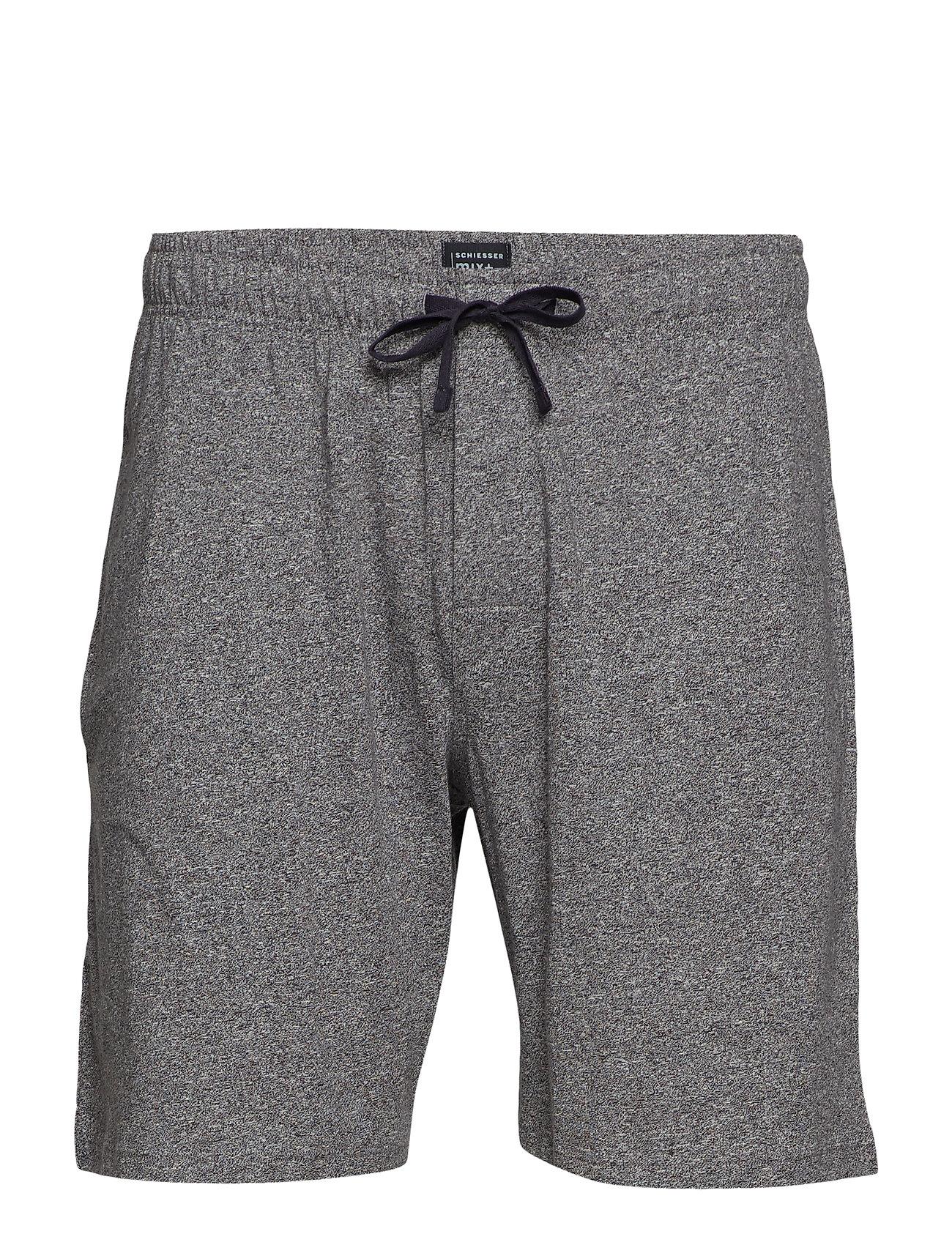 Schiesser Shorts - DARKGREY-MEL.