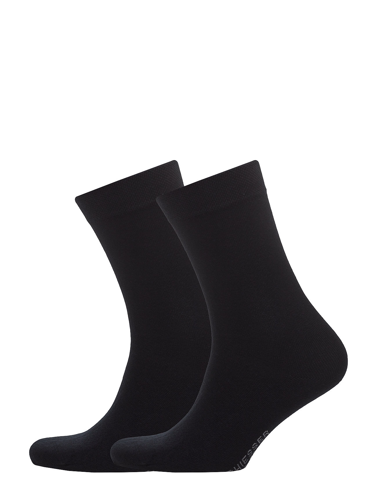 Schiesser Socks - BLACK