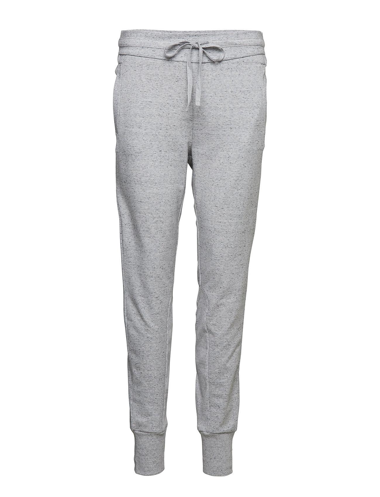 Schiesser Long Pants - GREY MELANGE