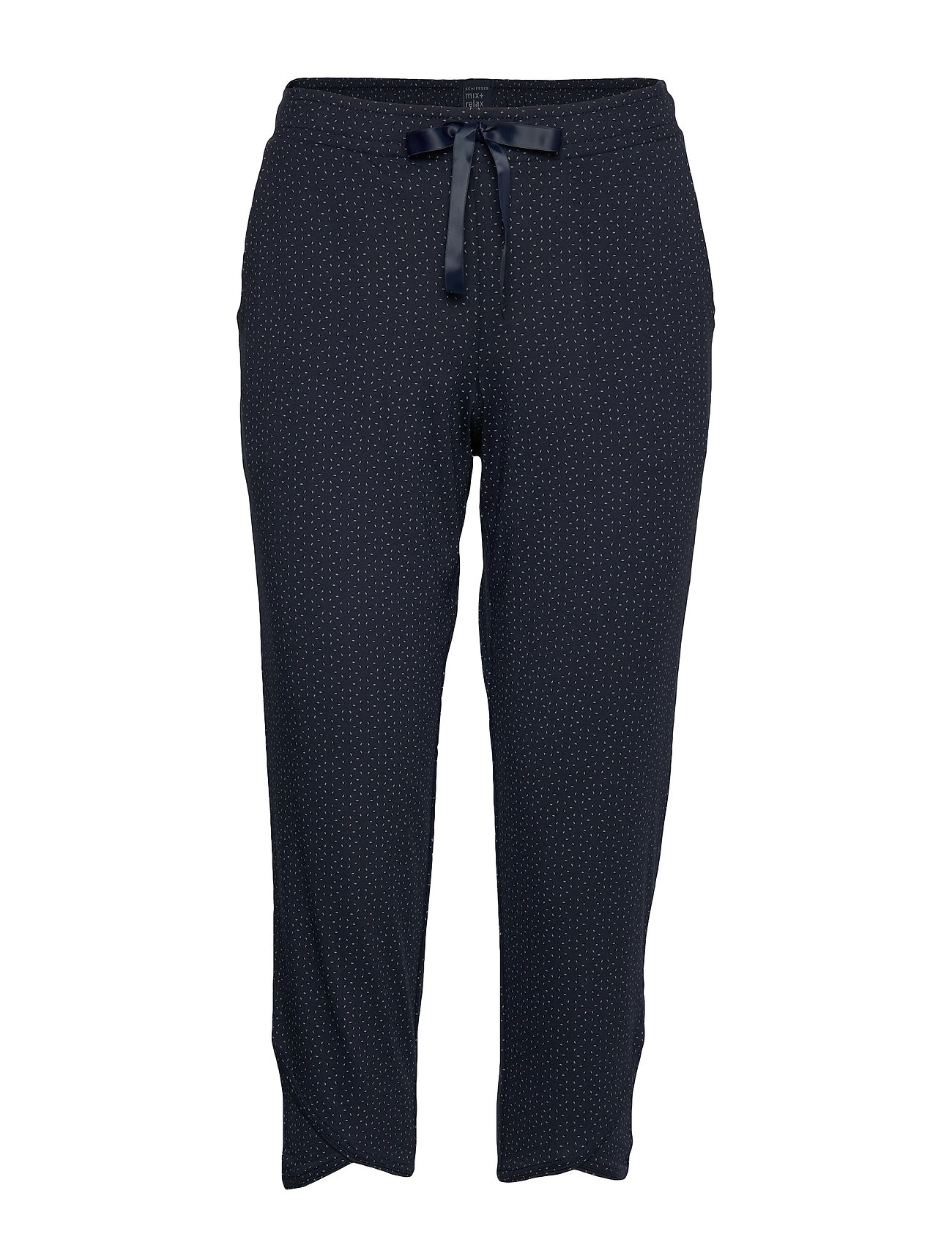 Schiesser Pants 3/4 - NIGHTBLUE