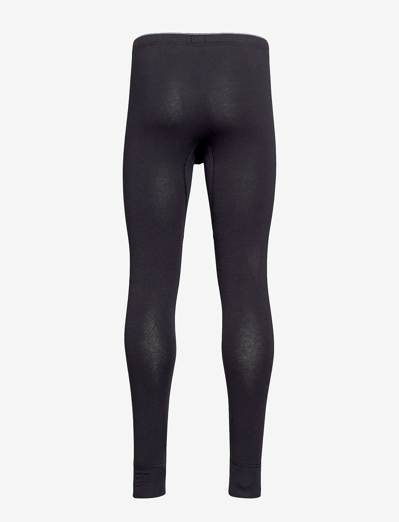 Schiesser - Long Pants - base layer underdeler - black - 1