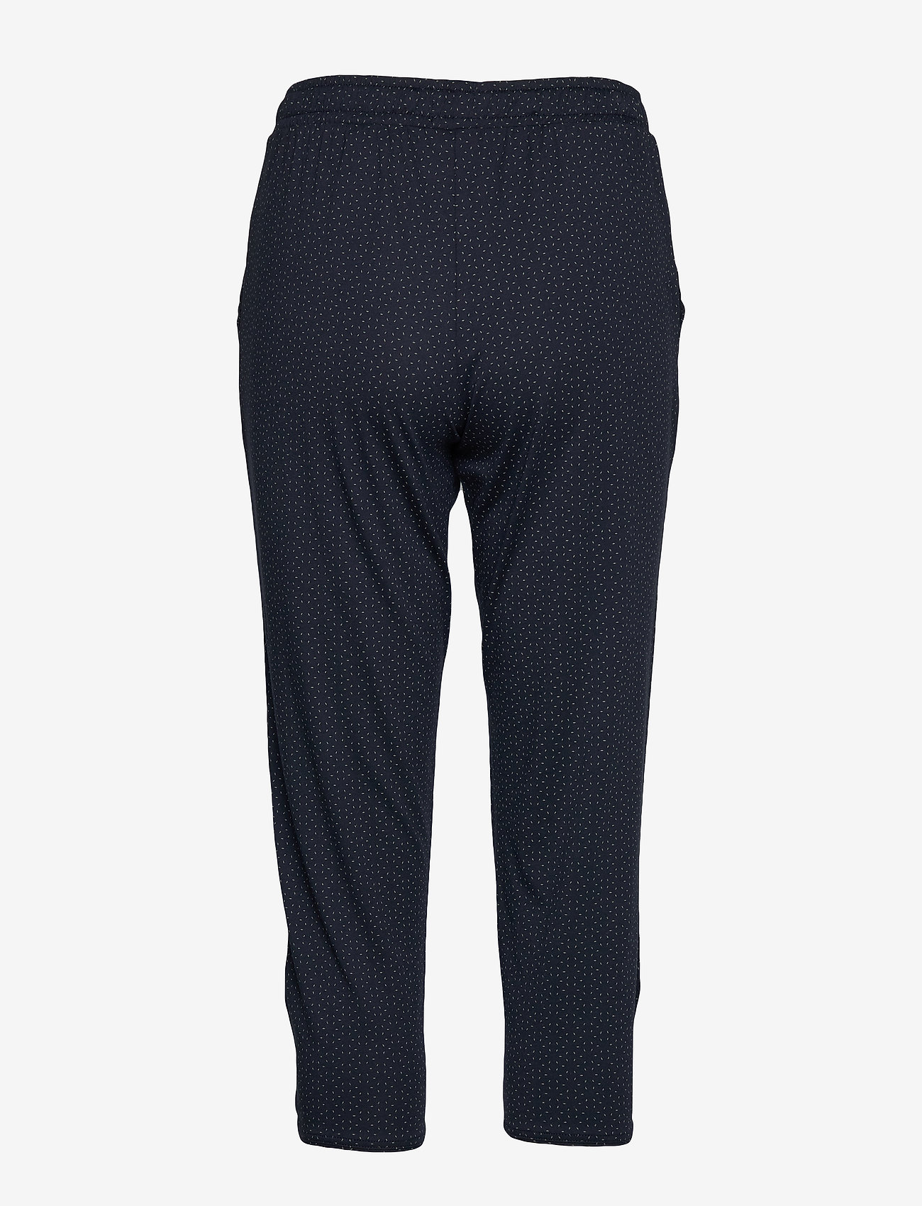 Schiesser - Pants 3/4 - doły - nightblue - 1