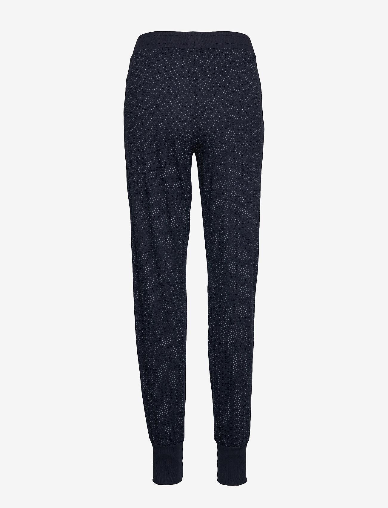 Schiesser - Long Pants - nederdelar - nightblue - 1
