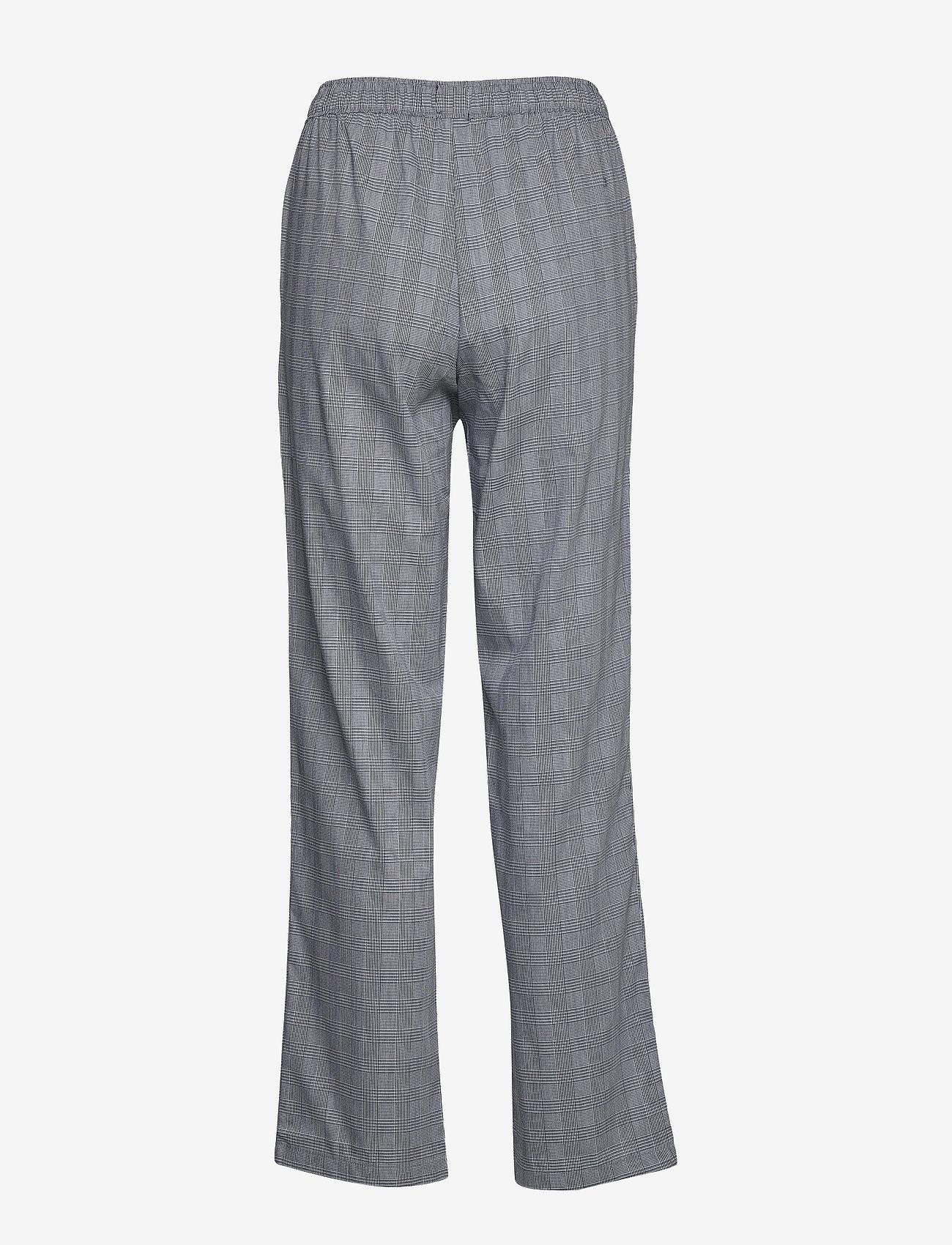 Schiesser - Long Pants - doły - nightblue - 1